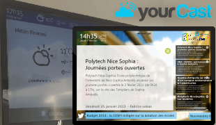Yourcast - I3S